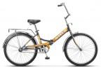Велосипед 24' складной STELS PILOT-710 белый/красный