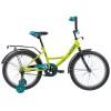 Велосипед 20' NOVATRACK VECTOR салатовый 203 VECTOR.GN 9