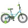 Велосипед 16' NOVATRACK S BAGIRA синий 167 BAGIRA.BL 6