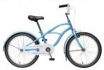 Велосипед 20' NOVATRACK CRUISER 207 тормоз V-brake CRUISER.BE5 (19-З)