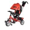 Велосипед 3х-колесный CITY JW 7 RS 10'/8', красный