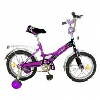 Велосипед NOVATRACK 16' FR-10 фиолетовый 163 FR.10.VL 5