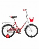 Велосипед NOVATRACK 16' MAPLE красный 164 MAPLE.RD 7
