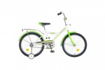 Велосипед 20' NOVATRACK YT FOREST белый-зеленый 201 FOREST.WT 5