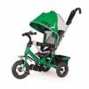 Велосипед 3х-колесный CITY JD 7 GS2 10'/8', звонок, зеленый (19-З)