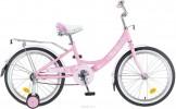 Велосипед NOVATRACK 16' рама алюминий GIRLISH Line розовый 165 AGIRLISH.PN 7