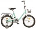 Велосипед NOVATRACK 16' MAPLE  зеленый 164 MAPLE.GR 7