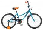 Велосипед 20' NOVATRACK NEPTUNE синий 203 NEPTUN.BL 9 (20)