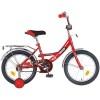 Велосипед NOVATRACK 12' URBAN красный 124 URBAN.RD 6