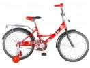 Велосипед NOVATRACK 20' URBAN красный 203 URBAN.RD 6