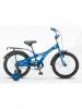 Велосипед 18' ДЕСНА тормоз V-brak Десна Дружок синий