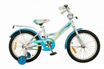 Велосипед MAVERICK 18' ULTRA белый, 1 ск.