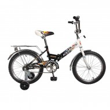 Велосипед FORWARD 18' RACING compact черный, 1ск., RBKW7LFH1002