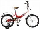 Велосипед FORWARD 18' RACING compact красный, 1ск., RBKW7LFH1003