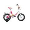 Велосипед ALTAIR 12' рама женская ALTAIR CITY GIRL белый/фуксия RBKT74NE1002