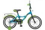 Велосипед NOVATRACK 20' S BAGIRA синий 207 BAGIRA.BL 6