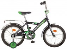 Велосипед 14' NOVATRACK TWIST черный 141 TWIST.BK 20