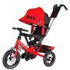 Велосипед 3х-колесный CITY JD 7 BR 12'/10', красный
