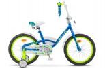 Велосипед 18' STELS JOY морская волна/белый