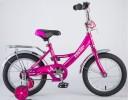 Велосипед 14' NOVATRACK VECTOR фиолетовый 143 VECTOR.VL 8 (19)
