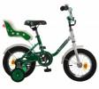 Велосипед 12' NOVATRACK MAPLE зеленый 124 MAPLE.GN 5 (19-З)