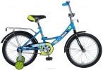 Велосипед NOVATRACK 18' URBAN синий 183 URBAN.BL 6