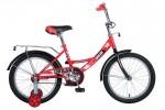 Велосипед NOVATRACK 18' URBAN красный 183 URBAN.RD6