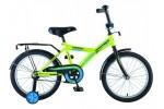 Велосипед NOVATRACK 20' YT FOREST зеленый 201 FOREST.GN 5