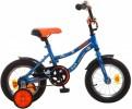 Велосипед 12' NOVATRACK NEPTUNE синий 123 NEPTUN.BL 5 (20)