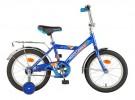 Велосипед 16' NOVATRACK TWIST синий 161 TWIST.BL 7