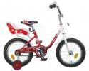 Велосипед 12' NOVATRACK MAPLE красный 124 MAPLE.RD 9