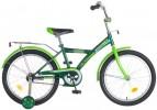 Велосипед 20' NOVATRACK YT FOREST зеленый 201 FOREST.GN 8