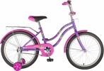 Велосипед 20' NOVATRACK TETRIS фиолетовый 201 TETRIS.VL 8
