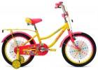 Велосипед 18' FORWARD FUNKY желтый RBKW8LNH1012