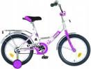 Велосипед NOVATRACK 14' URBAN белый 143 URBAN.WT 8