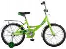 Велосипед NOVATRACK 18' VECTOR зеленый 183 VECTOR.GN 8