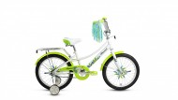 Велосипед FORWARD 18' AZURE белый RBKW78NH1002