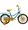 Велосипед 18' FORWARD FUNKY бирюзовый RBKW8LNH1013 (19-З)