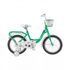 Велосипед 16' STELS FLYTE зеленый 11' Z011