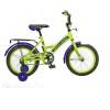 Велосипед 14' TECH TEAM зеленый 14135 (19-З)