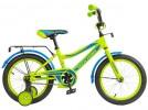 Велосипед 14' TECH TEAM зеленый 14136