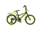 Велосипед 14' TECH TEAM черный 14136