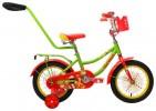 Велосипед 14' FORWARD FUNKY зеленый RBKW8LNF1009
