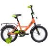 Велосипед 14' NOVATRACK VECTOR оранжевый 143 VECTOR.OR 20