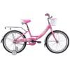 Велосипед 16' рама алюминий NOVATRACK GIRLISH Line розовый 165 AGIRLISH.PN 9
