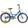 Велосипед 20' NOVATRACK URBAN синий 203 URBAN.BL 9
