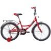 Велосипед 20' NOVATRACK URBAN красный 203 URBAN.RD 9