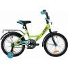 Велосипед 18' NOVATRACK VECTOR салатовый 183 VECTOR.GN 9