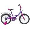 Велосипед 18' NOVATRACK VECTOR лиловый 183 VECTOR.LC 9