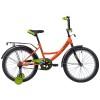 Велосипед 20' NOVATRACK VECTOR оранжевый 203 VECTOR.OR 9